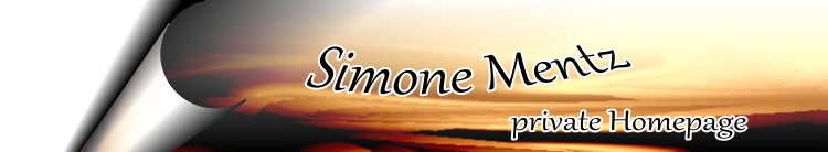 private Homepage von Simone Mentz